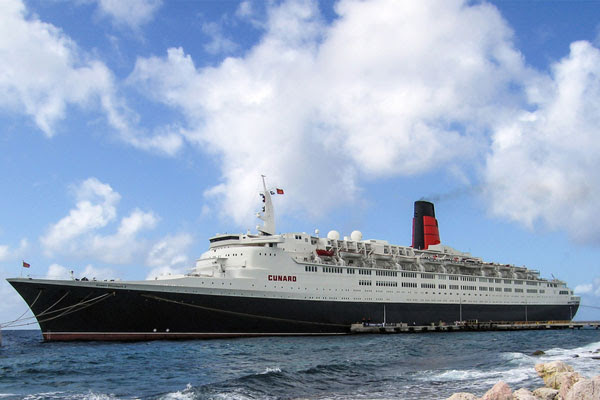 Iconic QE2 finally set for debut as floating hotel