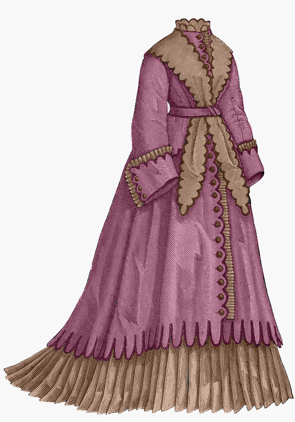 What To Wear Rules For Victorian Dressing Part I Yesterday S Thimble
