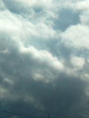 ciel du 7 avril 2005
