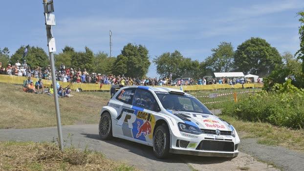 Jari-Matti Latvala / Miikka Anttila  - Volkswagen Polo R WRC