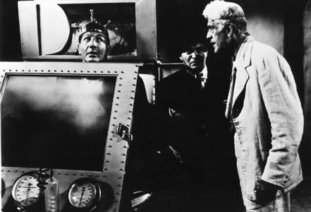 Karloff, Lorre & Rosenblum in Boogie Man Will Get You