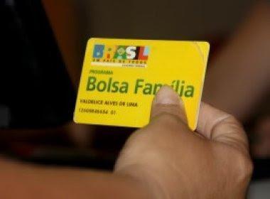 Cresce no país número de municípios que dependem mais do Bolsa Família