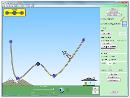 Screenshot of the simulation Energy Skate Park