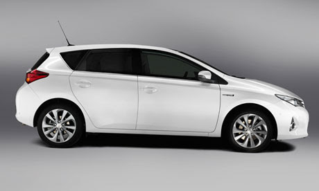 Toyota Auris Hybrid: car review | Technology | The Guardian