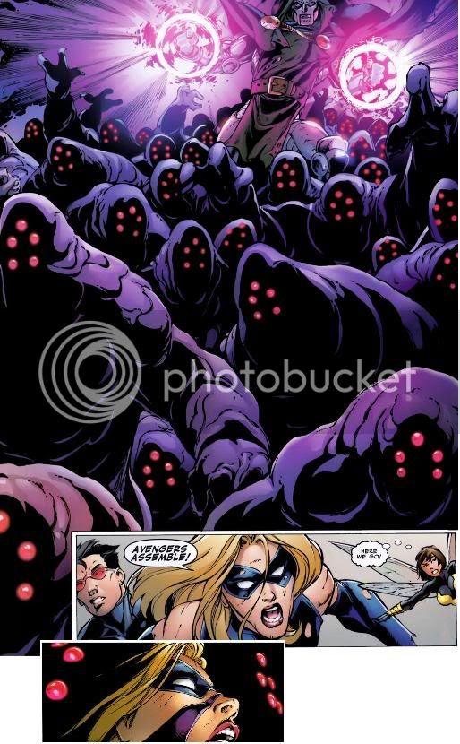 Avengers vs Doom
