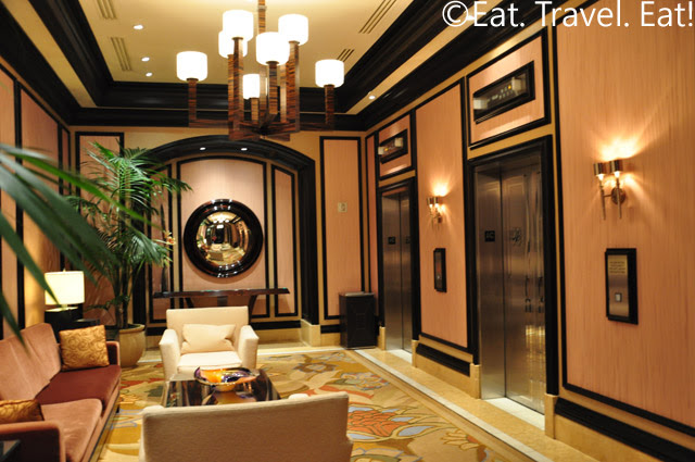VIP Services Special Elevator Hall