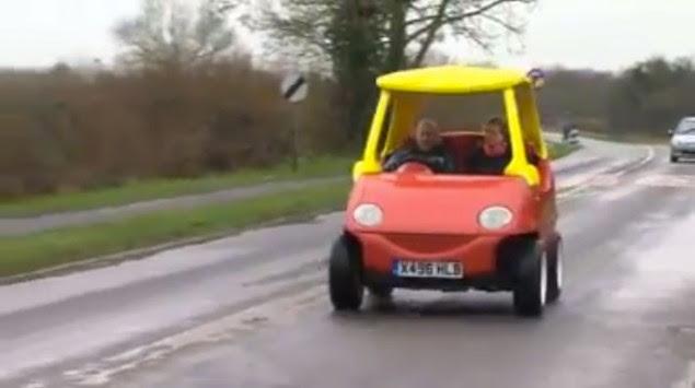 Βρήκαμε αυτοκίνητο για... Λιάπηδες!