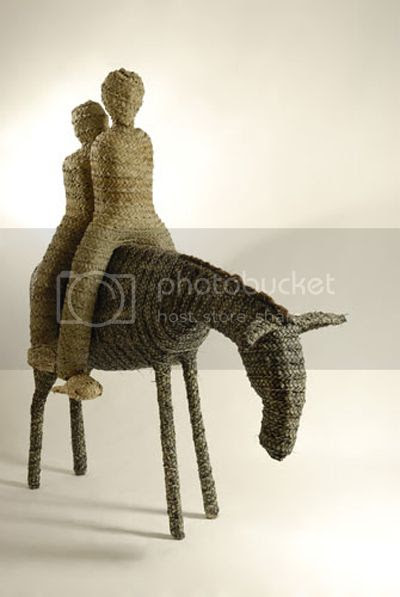 Ahmed Askalany's Weaved Sculpture 9