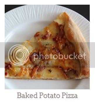 """Baked Potato Pizza"""