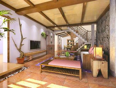 Rustic Modern Interior Design, Rustic Style - Interior design