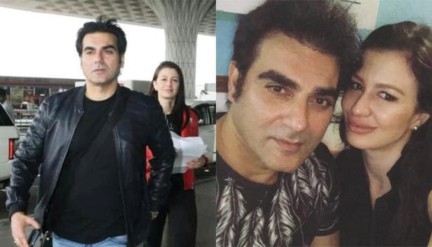 Arbaaz and Giorgia to get married soon and Malaika is fine with it