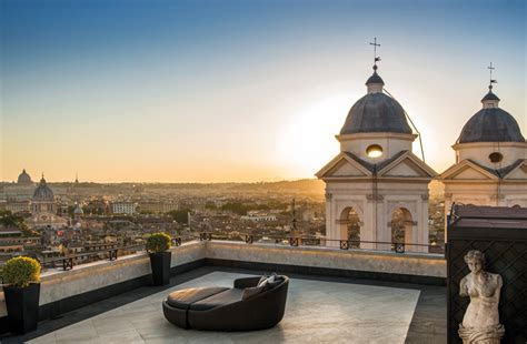 Hassler Roma,   Hotel Review   Condé Nast Traveler