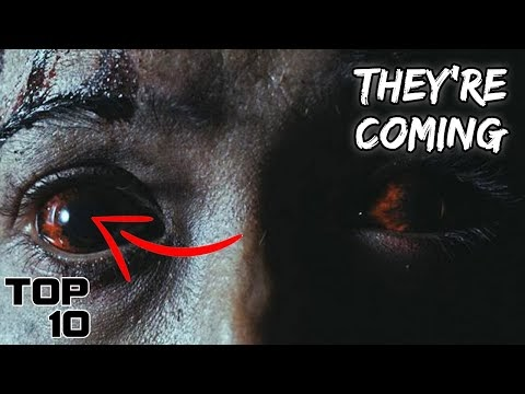Top Ten Hollywood Scary Movies