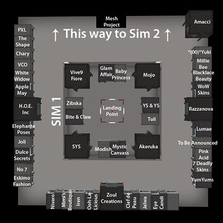 Skin Fair 2014 - Sim 1