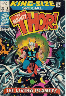 Thor King Sized Special #4