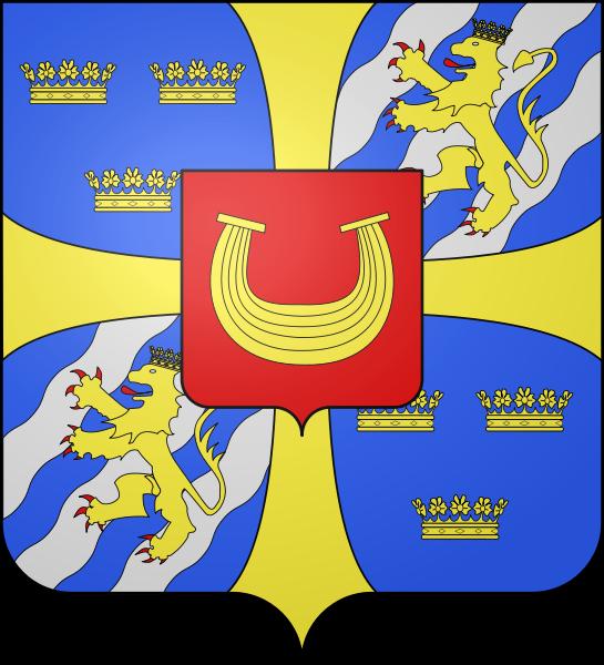Tiedosto:Armoiries Charles VIII de Suède.svg