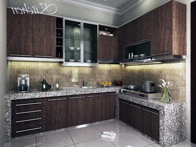Dapur Luar Rumah Minimalis | Ide Rumah Minimalis