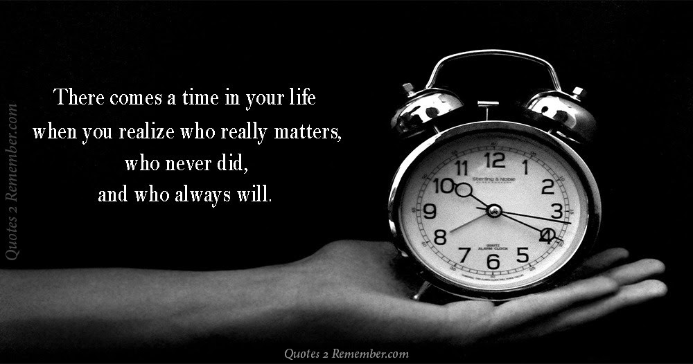 There Comes A Point In Your Life Quotes 2 Remember