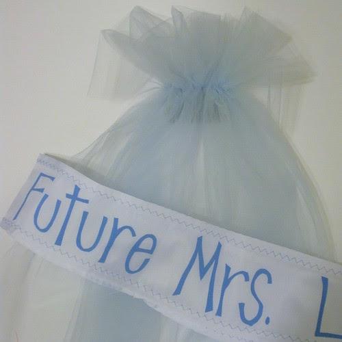 Future Mrs. L... Sash