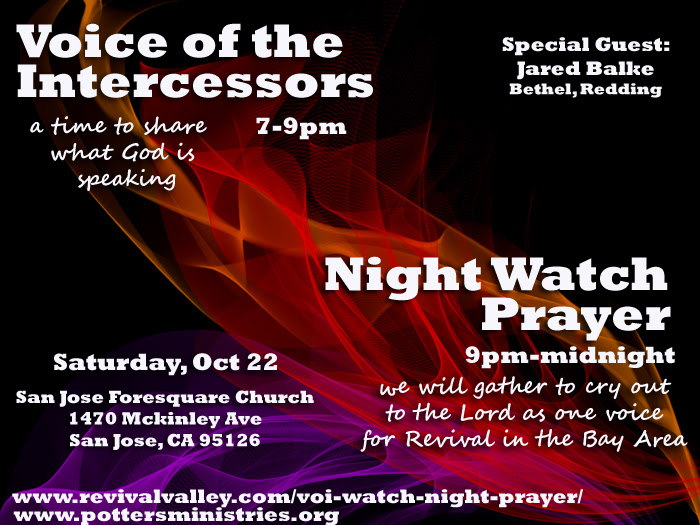 Voice Of The Intercessors Watch Night Prayer Revival Valley