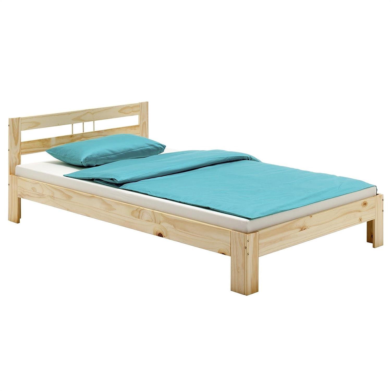 Kaufen Bett Perth, Jugendbett, Massivholz Incl. Lattenrost ...