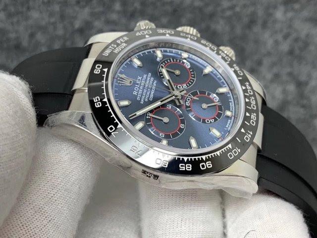 Noob Rolex Daytona 116519 Black Bezel