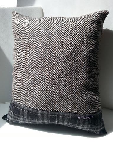 raccoon pillow 2 reverse