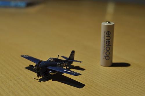 FM-2 WILDCAT 1/144 Sweet