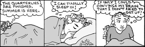 Home Spun comic strip #754