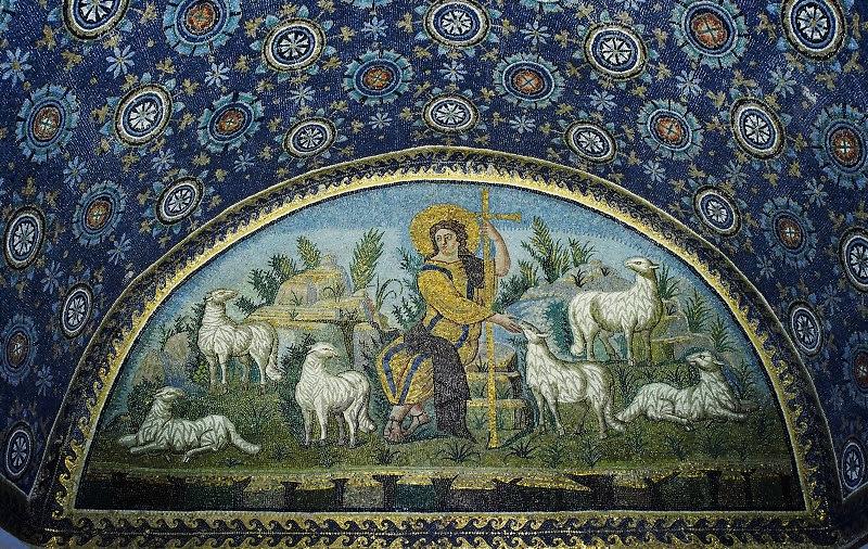 Good Shepherd Mosaic
