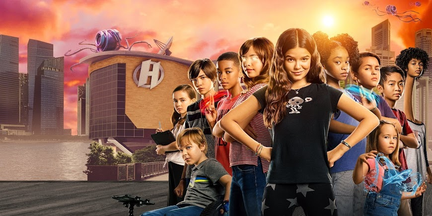 We Can Be Heroes (2020) Watch Online