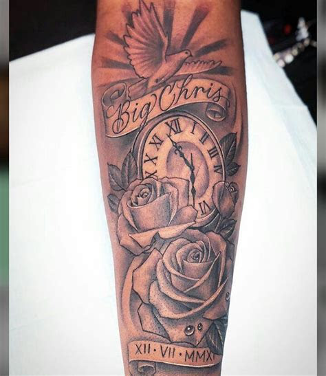 pin areeisboujee tatted images forearm