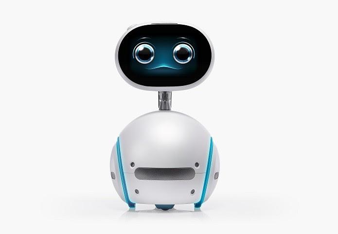 Zenbo é o novo robô da ASUS apresentado na Computex 2016 (Foto: Divulgação/ASUS)