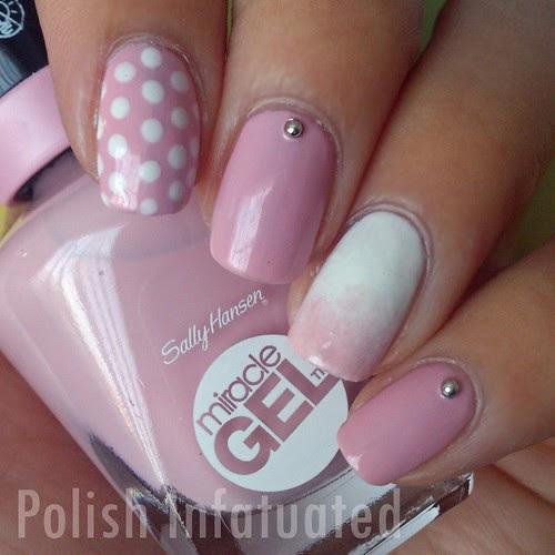 Sally Hansen Miracle Gel Pinky Promise & Get Mod