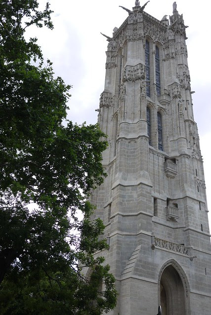 Tour Saint-Jacques 聖雅各伯塔