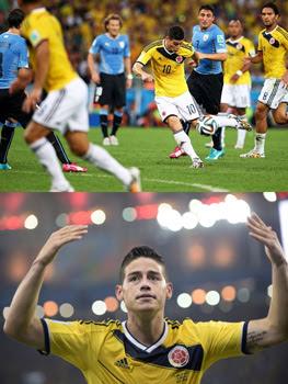2014FIFAワールドカップ ベスト8