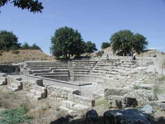 P57734-Assos-Odeon At Troy