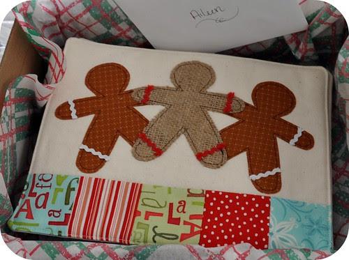 Gingerbread Snack Mat