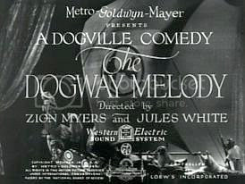 Dogway Melody title card