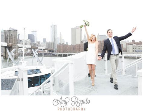 NYC YACHT WEDDING : HORNBLOWER'S SIP SWAY   BRIDAL PLAY