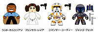 Concept Sketches of Future Star Wars Mighty Muggs Figures