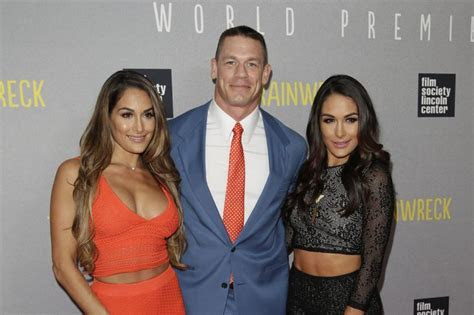 Nikki Bella says boyfriend John Cena is 'open to marriage