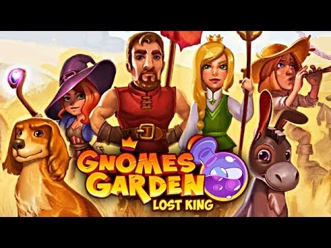 Gnomes Garden Lost King Review | Gameplay