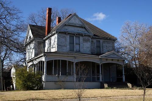 b.f. gafford house