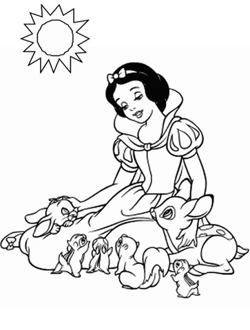 winter coloring pages january 2013