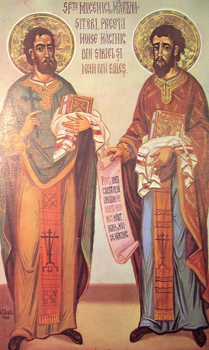 IMG ST. JOHN  of Galesh, Priest Confessor, Romania