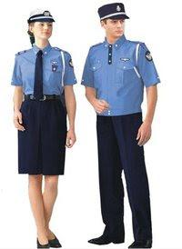 đồng phục bảo vệ may sẵn,