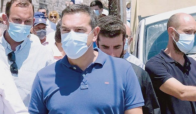 Μεγάλος ο καημός του ΣΥΡΙΖΑ για την ακύρωση της βράβευσης του Ιάσονα Αποστολόπουλου - 57 Βουλευτές κατέθεσαν ερώτηση