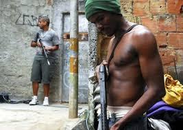 Favelas brasileñas