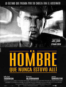 El hombre que nunca estuvo allí (2001)